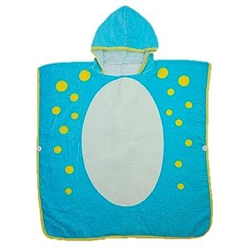 AndyJerzy Toalla de natación de Playa de Secado rápido Toalla de baño de Playa para niños/niñas Varios diseños (Color : Verde): Amazon.es: Hogar