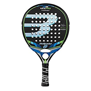 Bullpadel Wing Pro 16-Mens Padel Tennis Racquet by Bull Padel