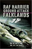 RAF HARRIER GROUND ATTACK - FALKLANDS by Jerry Pook (2007-07-01)