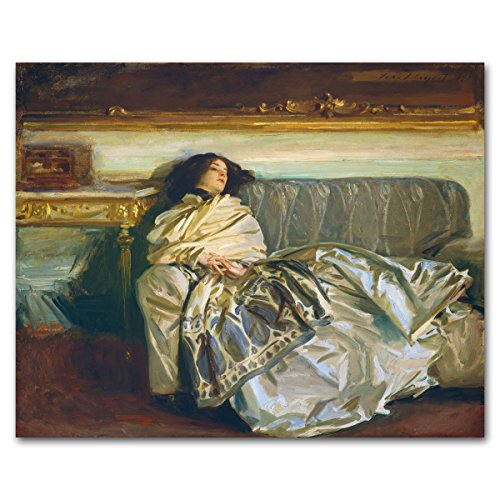 Famous Art Print, John Singer Sargent (Museum Paintings Reproduction Wall Decor)