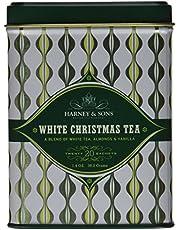 Harney & Sons, HT White Christmas Tea - 20 sachet tin