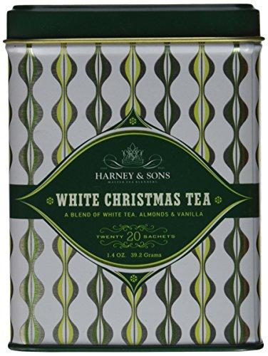 Harney Sons White Christmas Sachets