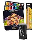 Prismacolor Colored Pencil Set 48pc & Sharpener & Blender 2-pack Deal