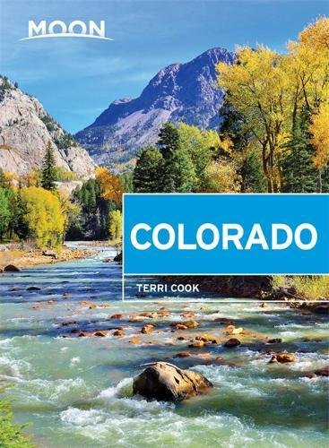 Moon Colorado (Travel Guide)