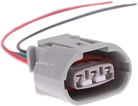Amazon.com: Wire Alternator Regulator Plug Harness Lead Repair 'Pigtail' 3 Wires  Regulator Plug for Infiniti EX35 G35, Nissan 350Z Maxima Rogue, Saab,  Suzuki, Audi A8: Automotive | 1998 Nissan Maxima Alternator Wiring |  | Amazon.com