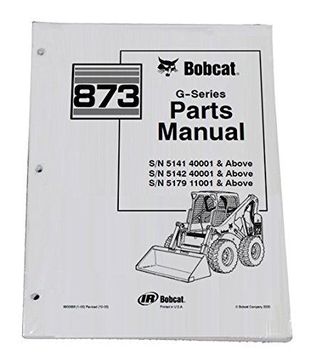 bobcat 763 skid steer parts catalog part number 6900986 diagnostic & test  tools