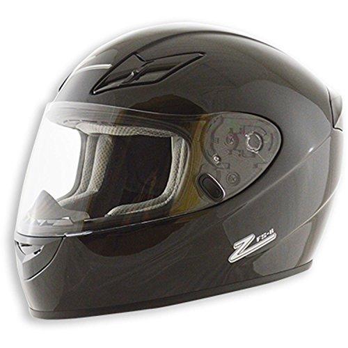 Zamp FS-8 Snell M2015 / DOT Helmet Black Large