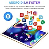 Android Tablet 10 inch, 5G Wi-Fi, 4GB RAM, 64GB