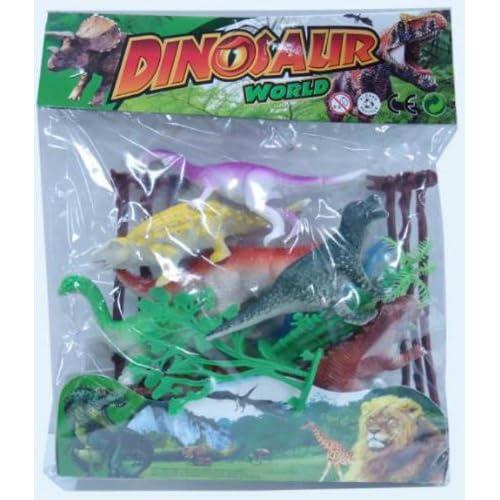 Gueydon Jouets 802019 - Jeu de Société - Dinosaure Blister