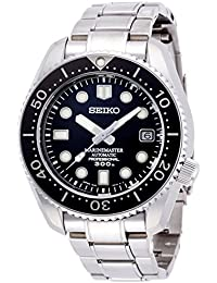 Men's 'Prospex' Japanese Automatic Stainless Steel Diving Watch, Color:Silver-Toned (Model: SBDX017)