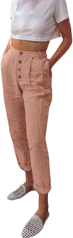 Pantalones Mujer Chandal Pantalones De HaréN Ajustado Mujer Talla ...