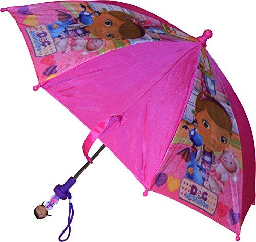 Disney Doc McStuffins Girls Umbrella