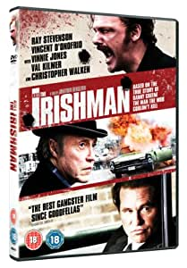 Kill The Irishman [DVD] [Reino Unido]