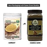 Organic Cumin Seed Powder by Naturevibe botanicals, 1 lb (Cuminum cyminum L.) | Raw, Gluten-Free & Non-GMO | Adds Flavor and Taste