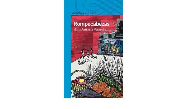 Amazon.com: Rompecabezas (Spanish Edition) eBook: María ...
