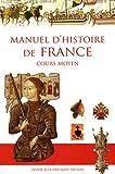 Manuel d'histoire de France Cours moyen