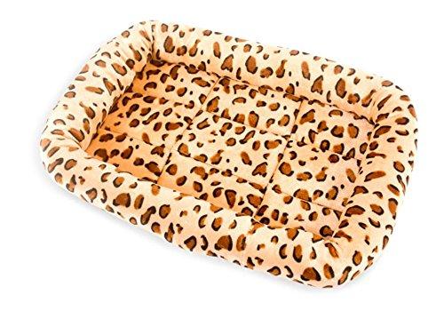 Huihuger Pet Blanket Confortevole Cucciolo di Gatto Caldo Cucciolo Letto da Compagnia Pet Kennel Sleeping Mat (Coffee