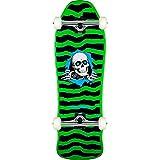 POWELL PERALTA Skateboard GEEGAH RIPPER Green Old School ASSEMBLED