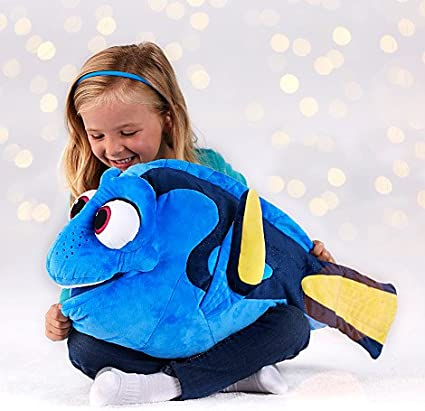 "Disney Pixar Finding Dory Large 32/"" Plush Destiny Stuffed Animal New With Tags"