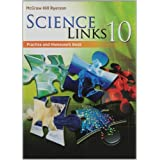 Science Links 10 Practice and Homework Book by Keith Gibbons (2009-12-09)