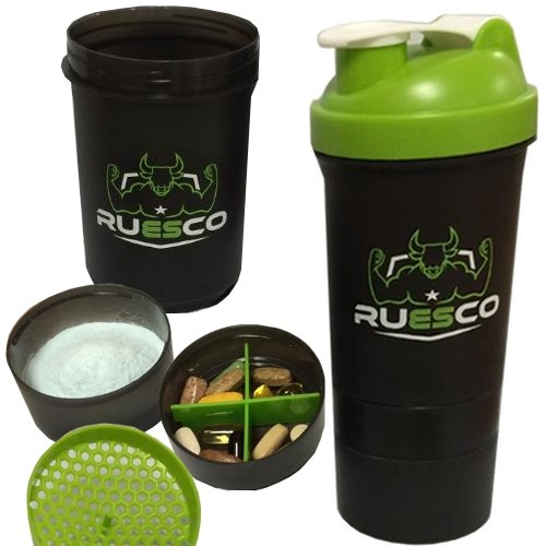 3-in-1 Ruesco Shaker Cup 20 oz