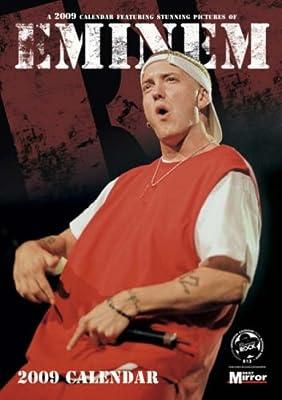 Eminem Calendar 2009 (A3 Calendar)