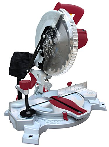 Professional Woodworker 7802 8 1/4-Inch Compound Miter Saw with Laser Guide