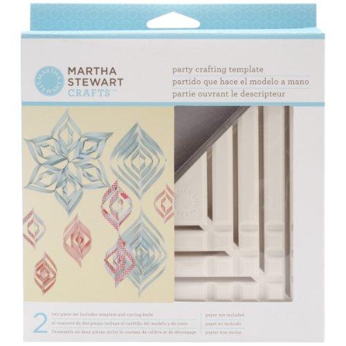 UPC 015586911688, Martha Stewart Crafts Small Triangle Ornament Template