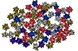 72 Pcs Gift Decorations Bows - 2.5'' Peel And Stick   Garlands Bows, Home Decor, Gift Wraps, Gift Box Bows