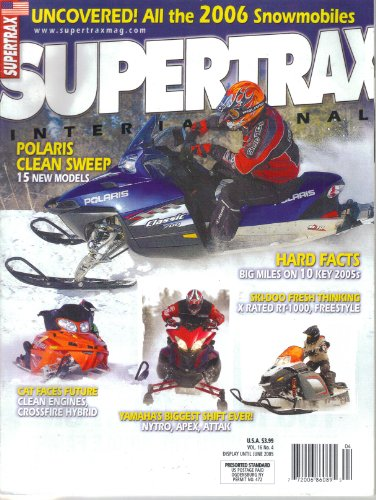 (Supertrax International Magazine, Vol. 16, No. 4 (March, 2005) (ISSN: 1202-3159))