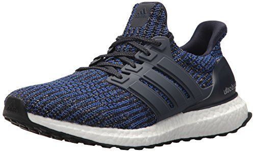 adidas Men's Ultraboost Road Running Shoe, Carbon/Legend Ink/Core Black, 7 M US by adidas (Image #1)