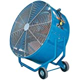Sure Flame 42 Construction Fan 1 HP 14000 CFM