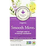 Traditional Medicinals Organic Smooth Move, 20 tea bags