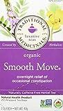 Traditional Medicinals Organic Smooth Move, 20 tea bags