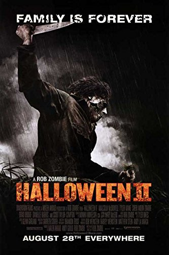 Pop Culture Graphics Halloween 2 Poster G 27x40 Sheri Moon Zombie Chase Wright Vanek Scout Taylor-Compton]()