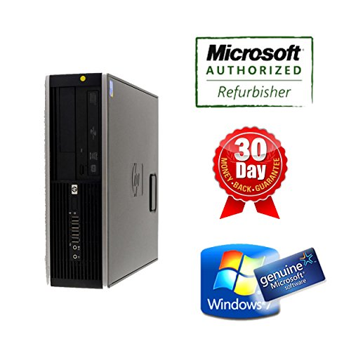 HP Compaq Elite 6200 Pro SFF Small Form Factor i3 2100 3 1, 8G, 500G,  DVDRW, Windows 7 home