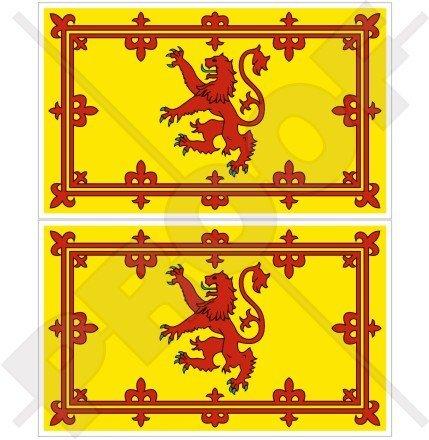 SCOTLAND Royal Standard Scottish Flag LION RAMPANT 3