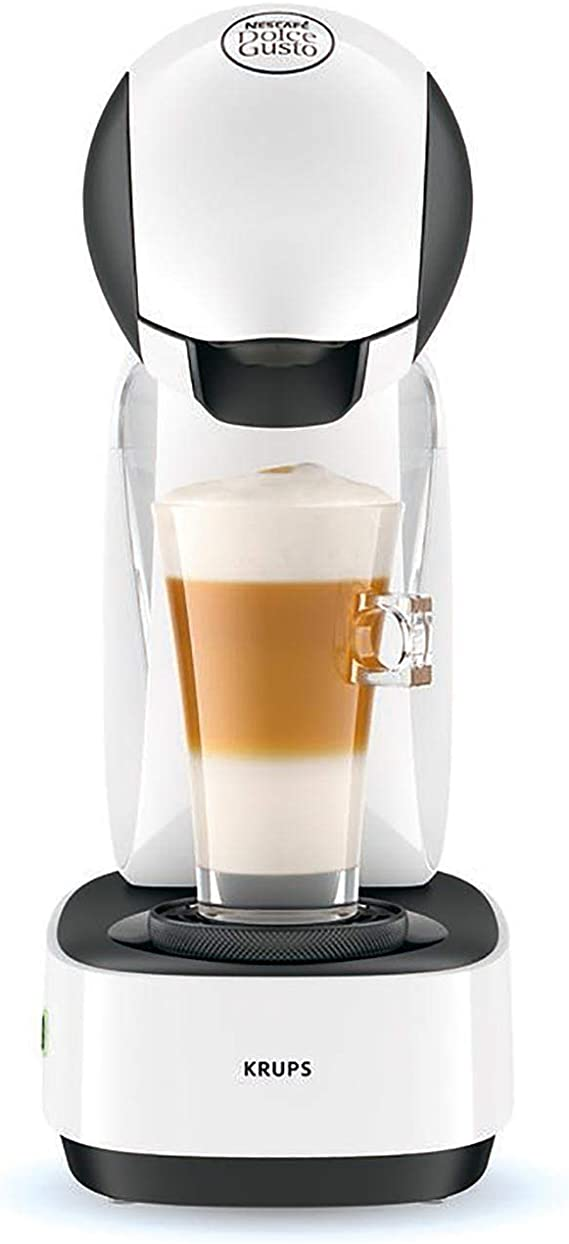 Krups KP170140 Dolce Gusto - Cafetera Infinissima para café, color ...