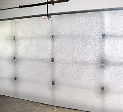 Us Energy Products White Reflective Foam Core 1 Car Single Garage