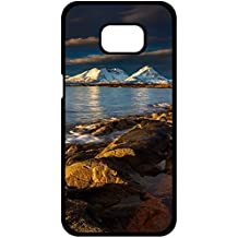 Best Quality 9125570ZE864038386S7 Popular New Style Durable Mountains lake sky Wallpapper Samsung Galaxy S7 phone Case Darin Carey Samsung S7 Customized's Shop
