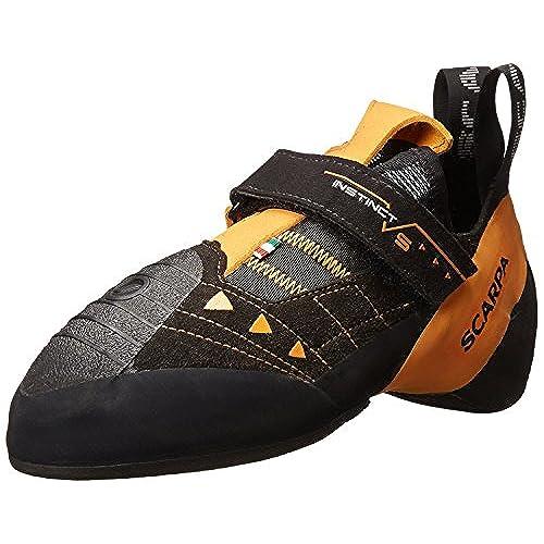 Instinct VS Climbing Shoes & E-Tip Glove Bundle