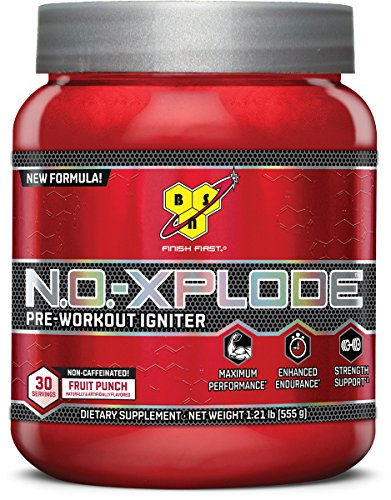 BSN XPLODE Pre Workout Supplement Beta Alanine product image