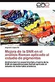 Mejora de la Snr en el análisis Raman Aplicado Al Estudio de Pigmentos, Alejandro López-Gil, 3847351761