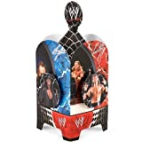 "Party Destination 203410 13.5""L x 7""W x 0.5""H Paper Party Destination Wwe Centerpiece"