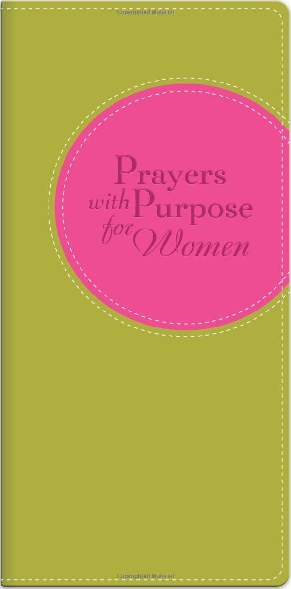 Download Prayers with Purpose for Women (Power Prayers) PDF