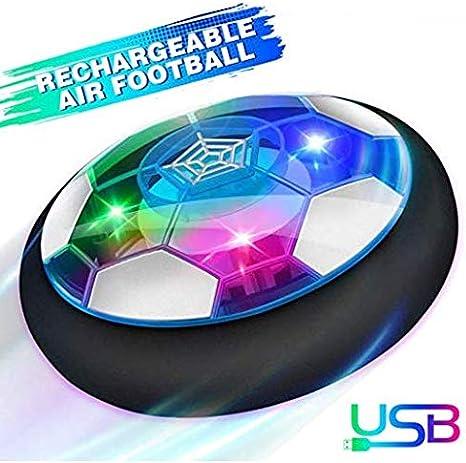 T.G.Y - Pelota de fútbol para niños, Recargable, para niños de 3 ...
