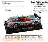 Slot.It Lola Aston Martin DBR1-2 Le Mans 2009 #009