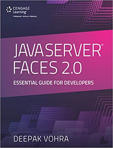Java Server Faces Ebook