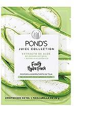 Pond's Cuidado Facial Fruity Hydra Fresh Aloe, Mascarilla, 26 G