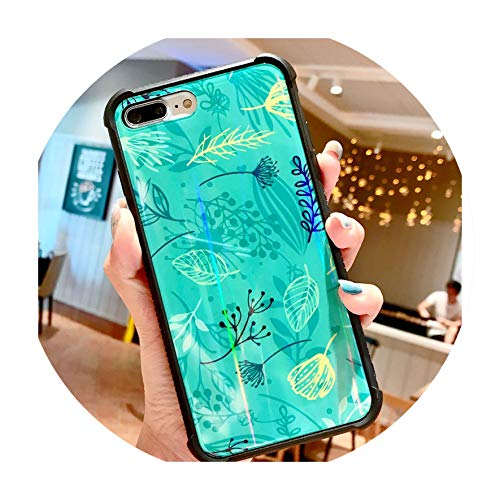 (for iPhone X XS XR xs max Dazzle Strengthen Anti-Fall Mobile Phone Shell Personal Style for iPhone 8/8p/7/6s Phone Bags,Style A,for iPhone X)